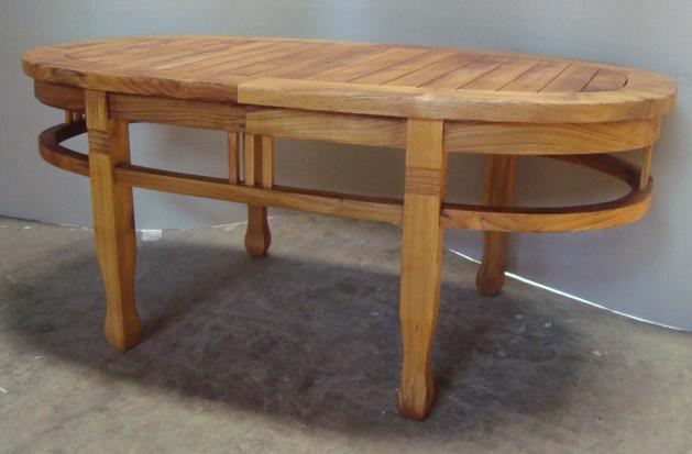 Betawiamerica coffee table 60x120 baliette home for Table 60x120