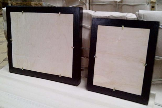 Picture Frame Back View Baliette Home Furnishings Bali
