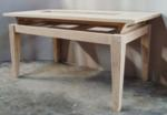 BATAM Dining table 80x160x78cm