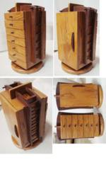 BIJO Jewellry box (complete)